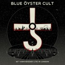 BLUE OYSTER CULT - 45th Anniversary - Live In London (CD + DVD)