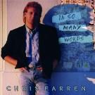 FARREN, CHRIS  - In So Many Words (2 CDs, digitally remastered)
