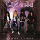 CINDERELLA - Night Songs +1 / Live Tokyo Dome (2 CDs, digi pack, digitally remastered)