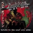 DOKKEN - Return To The East Live (CD + DVD)