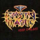 PRAYING MANTIS - Keep It Alive (CD + DVD)