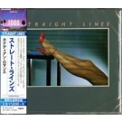 STRAIGHT LINES - Straight Lines (JAP CD, digitally remastered)