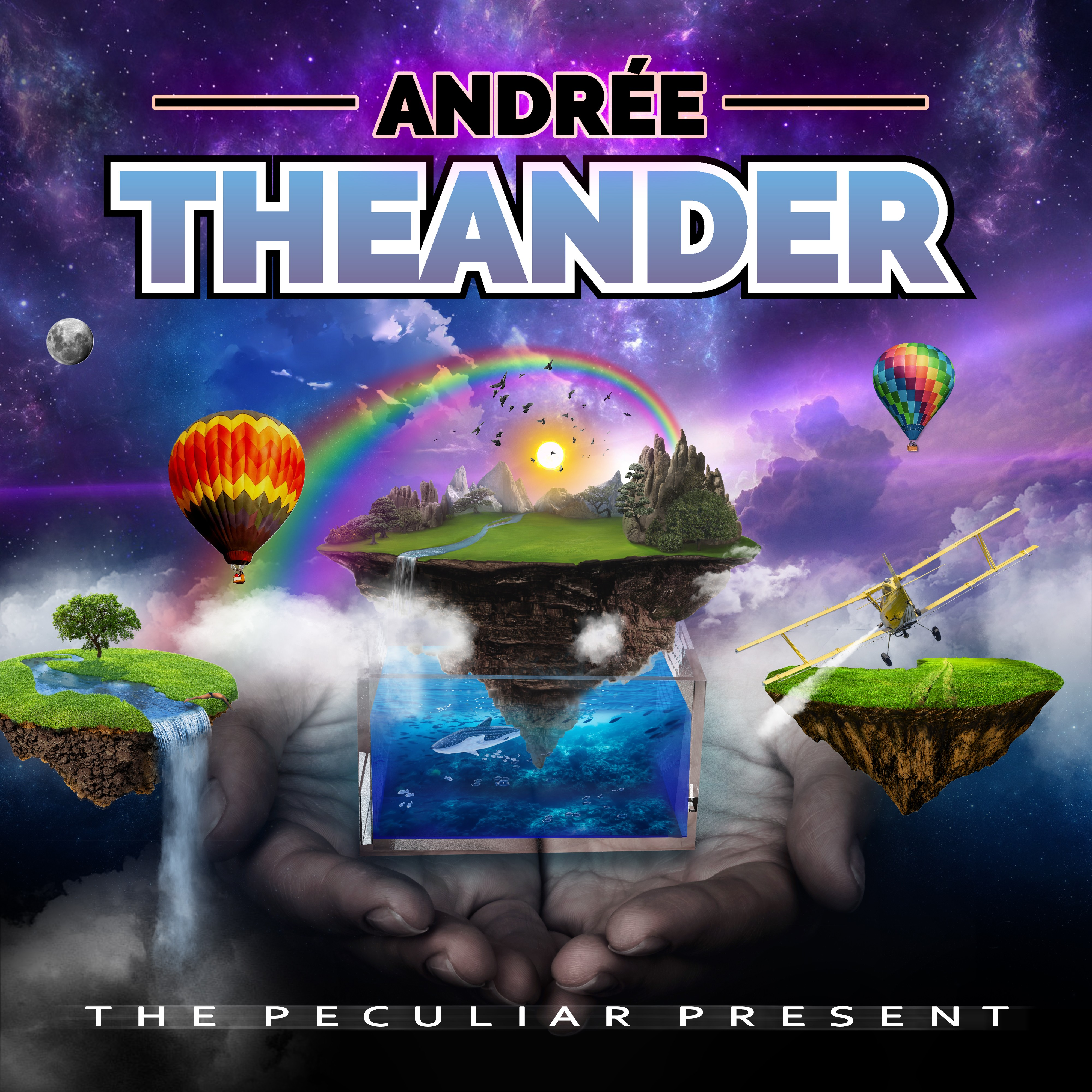 THEANDER, ANDREE - The Peculiar Present
